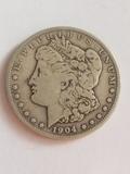 1904 S Morgan Dollar Key Date