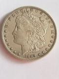 1898 S Morgan Dollar Key Date