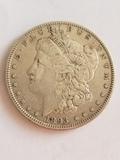 1893 P Morgan Dollar Key date