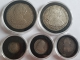 Spanish Coin Lot