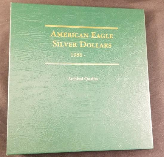 American Silver Eagle Lot