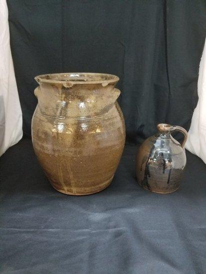 Washington Co. James Bustle Jar 1820-30's