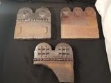 Stevens Pottery Grave or Garden Tiles