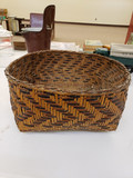 Antique Cherokee Large Basket