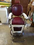 1910 Emil J. Paidor Barber Chair