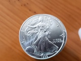 US Silver Eagle Lot of 20 Coins 1999
