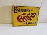 1940s Cinco Cigar Flange