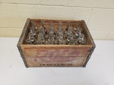 1950s Rola Cola Case and Bottles