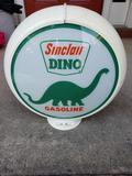 1960s Sinclair Gas Pump Globe