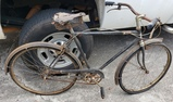 1940s Indian Scout Bicycle