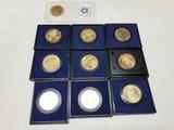 US Mint Revulation Medal Lot
