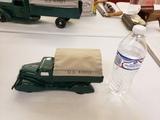 1940's Small Buddy L Army Truck