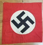 WWII German Hanging Banner Rare Size