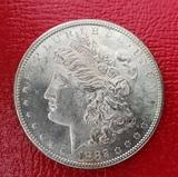 1882 S Morgan Dollar MS++