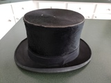 Late 1800s Stetson Top Hat