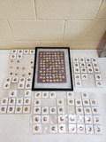 1940s Kellogg PEP Pin Collection
