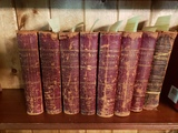 1861-1865 Harper's Magazines
