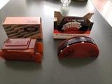 NOS 1950s Card Shuffler & Holder