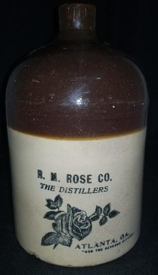 1 Gallon RM Rose Jug