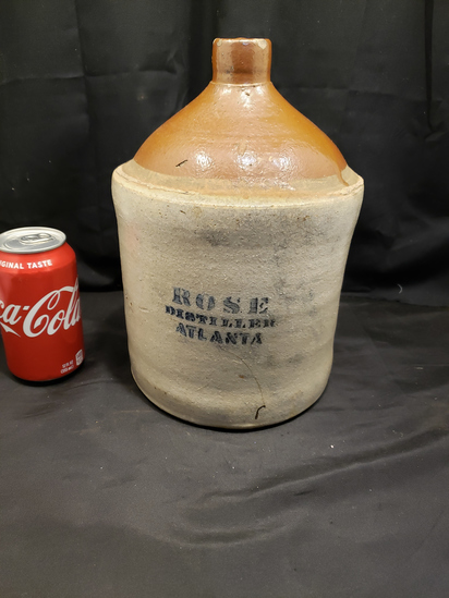 1 gallon RM Rose jug Kline maker Atlanta