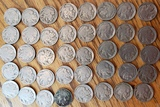 40 Buffalo Nickels