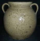 1840's Jessie Bradford Long bean pot