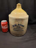 Exceptional R.M. Rose One Gallon Kline Jug
