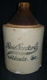 Rare Reid & Gordon Co. Distillers Atlanta Ga. Jug