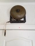 Antique Boxing Ringside Bell