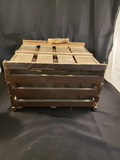 Early 1900s Egg-Shipping Crate