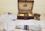 Early 1900's Wool Baseball Uniform