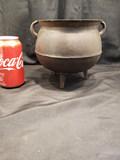 1800's Salesman Sample Cast Iron Pot