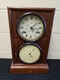 B.B. Lewis Perpetual Calendar Clock