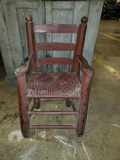 Early 1800s Homestead Chair