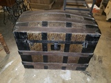 Antique Dome Top Trunk