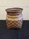 Large Vintage Cherokee Basket