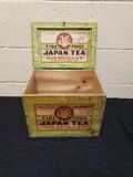 Early 1900's Japan Tea Box