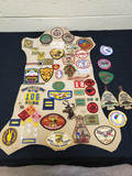 1950's Boy Scout Patch Collection