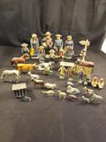Vintage Lead & Cast Toys