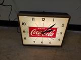 1950's Coca Cola Swihart Clock