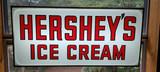 1960's Hershey's Ice Cream Light Up Sign