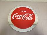1940-50's Coca Cola Mirror Sign