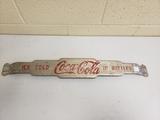 1950s Coca Cola Door Push