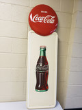1948 Coca Cola Pilaster Sign