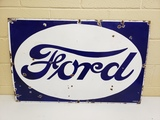 1930-40s Ford Porcelain Sign
