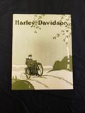 NOS 1916 Harley Davidson Catalog