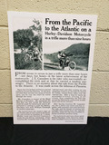 Copy of Harley Davidson 1915 Flyer