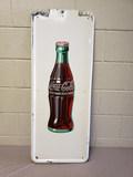 1947 Coca Cola Pilaster Sign