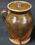 Fine Paulding Co. Ga. Quart Lidded Grease Jar