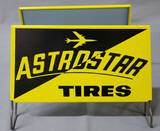 NOS Astrostar Tire Display Stand